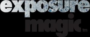 Corrected Exposure Magic Logo