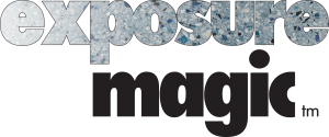Corrected Exposure Magic Logo